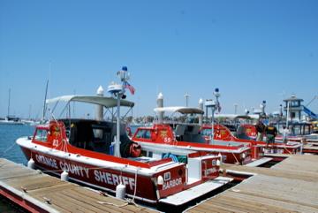 Sherrif's Patrol, Newport Beach