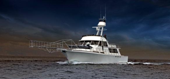 Reknowned Newport Fishing Boat, Bear Flag