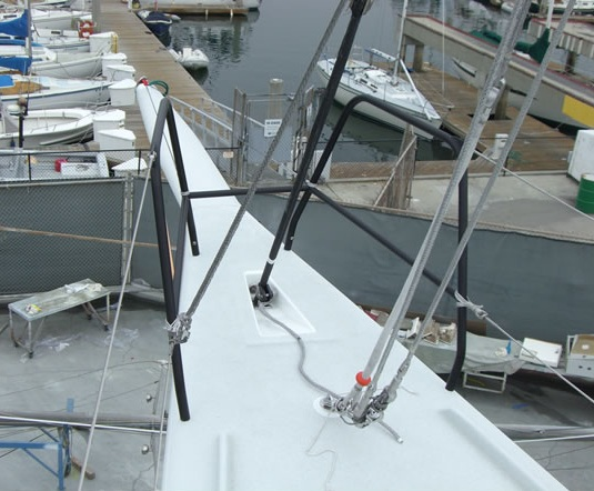 Farr STP 65 Bow Rail