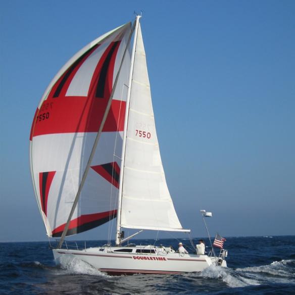 Alan Andrews Racing Sailboat